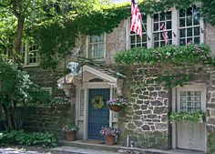 The Inn at Phillips Mill, New Hope, PA....had a wonderful meal here on St. Patrick's Day 2013