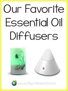 Essential Oil Diffuser Options