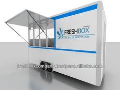 Food Kiosk orange fiberglassFood Kiosk/Kiosk Food/Outdoor Kiosk/Indoor Kiosk/Mobil Kiosk/Fast Food Kiosk/ $6999