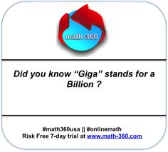 1000 Images About Math Trivia On Pinterest