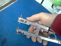 Homemade Spot Welding Machine with Power Control . How to Make a Spot Welder. - YouTube