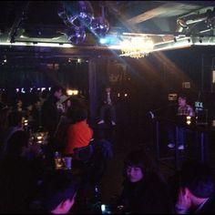 Concert at social club