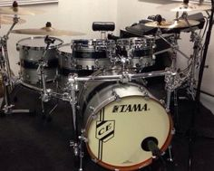 Cool TAMA drums