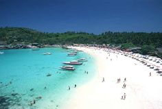 Top 5 Must See Attractions in Phuket, the beach @ImpressiveMagazine.Com
