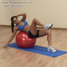 Body Solid Tools Exercise Balls provide a simple but effective way to focus on core strength and stability. Physical therapists have used exercise balls for years to strengthen the abs and back while improving balance and stability. Body Solid's anti-burst exercise balls are sized right to fit your height and are equally suitable for light commercial and home use.