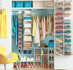 Organizar el armario nunca es tarea fácil, pero actualmente hay aplicaciones que nos ayudan a conseguirlo de forma muy sencilla.