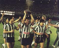 CORITIBA FC, CAMPEÃO BRASILEIRO DE 1985 - MEGA SPORTS PRESS™