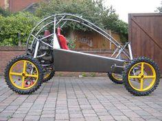 Difflock :: View topic - Crawler.. bike buggy..2 seater flat 4 variable diff pro warp Eletric Bike, Go Kart Frame, Go Kart Buggy, Truck Covers, Bike Engine, Daihatsu, Transfer Case, Running Gear, Bicycle Design