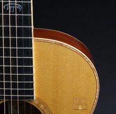 Tippin Crescendo Guitar (2005)-SOLD