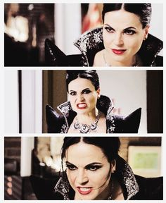 """Her worst self is deliciously evil and fabulous"" - Lana Parrilla"