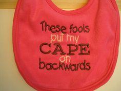 I think my baby needs this :)