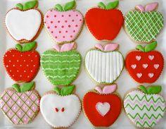 Apples cookies