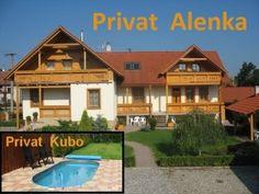 Apartmánový dom - Privát ALENKA - Liptovský Mikuláš - Demänová