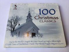 100 Christmas Classics 3 CD Set Madacy Christian Music 2005 Carols Hymns in Music, CDs & DVDs   eBay!
