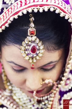 The Bride gets ready for her wedding, Indian Weddings