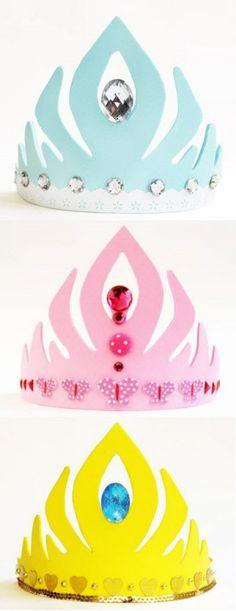 couronne reine des neiges