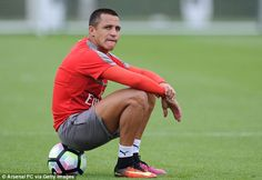 Alexis Sanchez could become the next Luis Suarez if deployed in the striker role