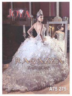 Quinceañera Dress - Sweet Sixteen Dress by Ragazza