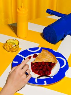 A new editorial in exclusive by Aleksandra Kingo.