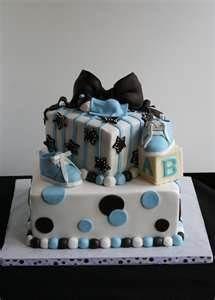 Image detail for -baby boy shower cake    pinterest.com/... twitter.com/... instagram.com/... OceanviewBLVD.com