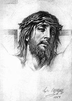"""XII - """"La croix est ma compagne sur le chemin du calvaire et c'est sur la croix que je rends mon dernier soupir. Vous qui avez eu la croix comme compagne inséparable de votre vie, soyez sûrs qu'elle sera la porte par où vous entrerez dans la Vie. Embrassez-la avec amour et aimez-la comme le plus grand de vos trésors."""""""
