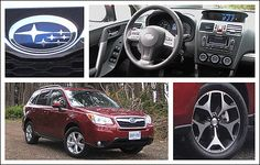2014 #Subaru #Forester Review | Auto123.com - The new-generation 2014 Subaru Forester is a pragmatic evolution of a pragmatic vehicle. So, why are we smiling so much behind the wheel? #carreview