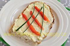 Dvojsýrová pomazánka s česnekem – Maminčiny recepty Sushi, Ethnic Recipes, Food, Essen, Meals, Yemek, Eten, Sushi Rolls