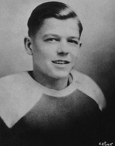 Hello Mr. President! Here's a young Ronald Reagan at age 16. #president #reagan