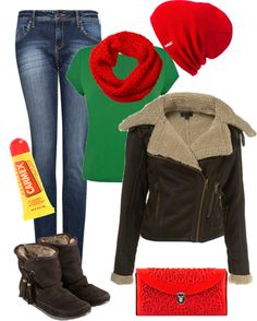 """Christmas, Please Hurry"" by k-cat on Polyvore"