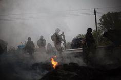 """Krise in der Ukraine: """"Das ist Krieg"""" - SPIEGEL ONLINE"""
