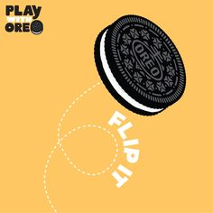 The law of gravity applies to all. Except Oreos! See for yourself at https://www.playwithoreo.com/