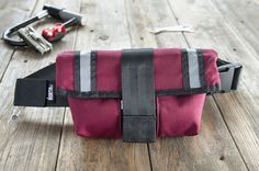 Roll-top Hip Pouch | North St. Bags