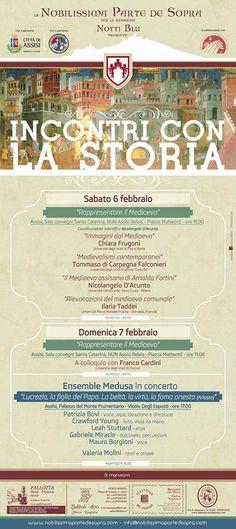 """Italia Medievale: """"Rappresentare il Medioevo"""", convegno a Assisi"""