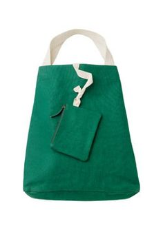 Ladies CANVAS BEACH BAG