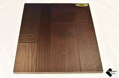 "3/8"" Multi-Width Engineered Distressed Birch Chaparral Hardwood Flooring"