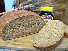 Pan de Centeno y Marmite Marmite, Breads, Food, Rye Bread, Easy Recipes, Bread Rolls, Essen, Bread, Meals