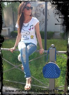MèMè Lab. : Outfit Ritorno a scuola - Outfit Back to school