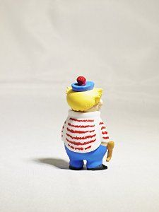 JAPAN / FINLAND Amine Moomin Characters Capsule Toy Figure Character Series 2 Too-Ticky