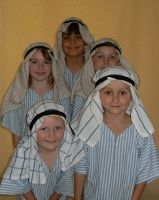 shepherd costumes