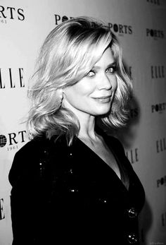 Laurie Holden. Laurie Holden as Andrea on The Walking Dead? Even better.