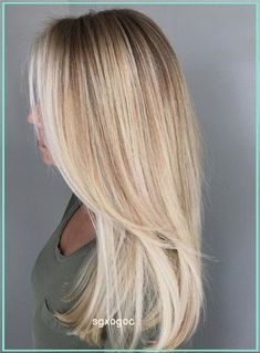 Blonde Hair Looks, Blonde Hair With Highlights, Gold Blonde Hair, Blonde Color Hair, Purple Hair, Blonde Hair Pieces, Summer Blonde Hair, Balayage Hair, Ombre Hair