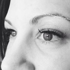 Eyelash extensions done by me at Sassy Shears