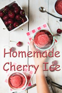 Super easy summer dessert: it's part snow cone and part shaved ice! Perfect hot weather treat!