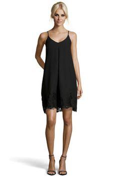 Boutique Amy Scallopped Hem Strappy Cami Dress