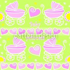 Neon Baby Pink by Maja Tomazic available as a vector file on patterndesigns.com Pattern Designs, Vector Pattern, Pastel Colors, Bold Colors, Baby Patterns, Vector File, Little Princess, Surface Design, Web Design