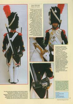 Sapper of the French Chasseurs of the Imperial Guard