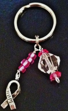 Breast cancer    http://www.etsy.com/shop/PuzzledJewelry