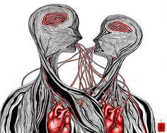 Psychedelic Love by Aynur-Sfera-Sky.deviantart.com on @DeviantArt