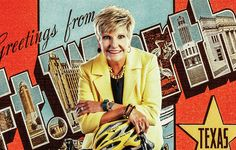 Bicycles mean business as well as fitness, says Fort Worth's Betsy Price