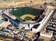 Larry Klug's Crosley Field - Cincinnati Ohio - Former Home of the Cincinnati Reds
